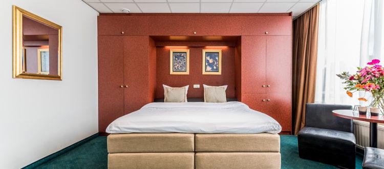 ProminentInn Noordwijk Comfort room