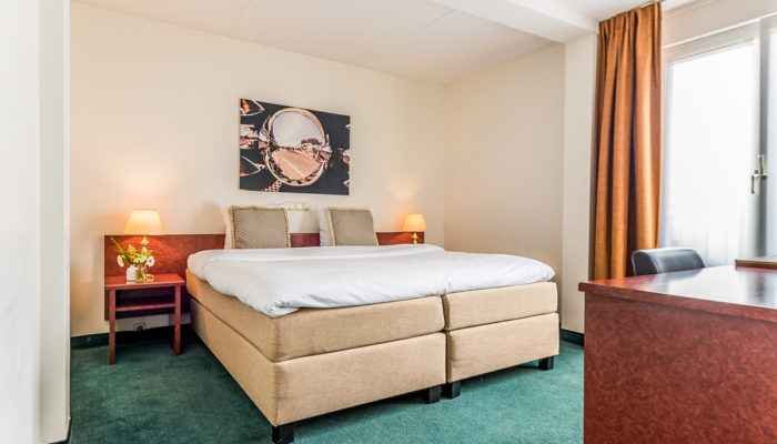 ProminentInn hotel Noordwijk standard room